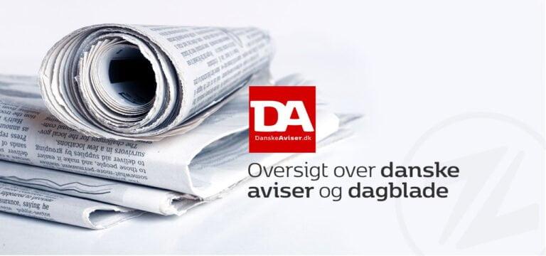 danske aviser