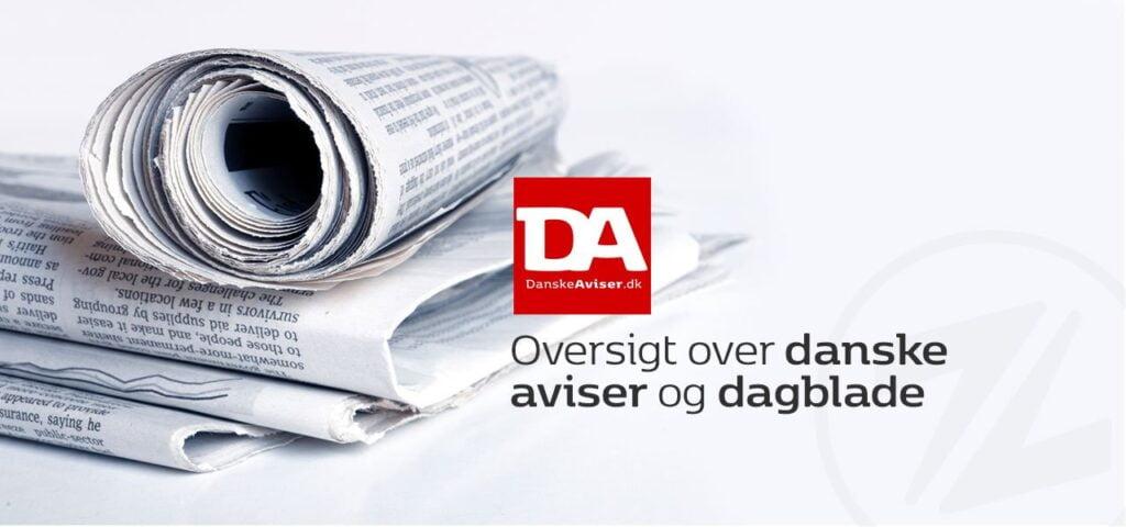 Fyns amts avis danske aviser