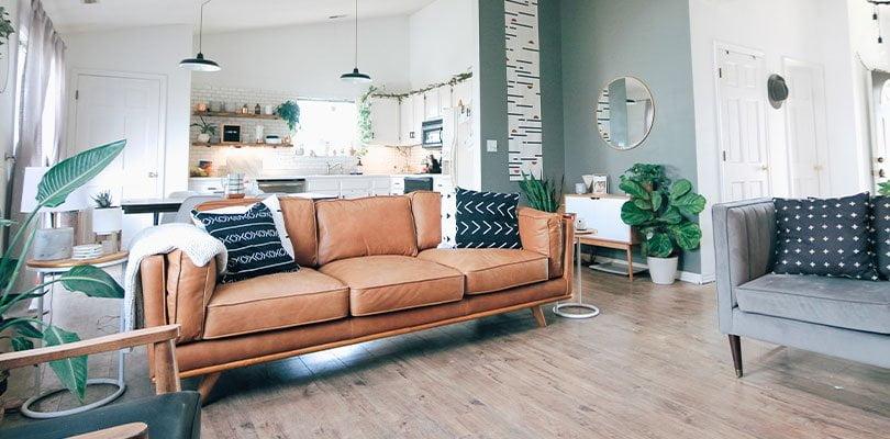 Sådan indretter du dit hjem på optimal vis